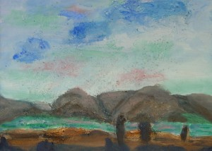 Mountains and Sky, 2012