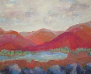 Imagined Colorscape, 16 x 20, $475p