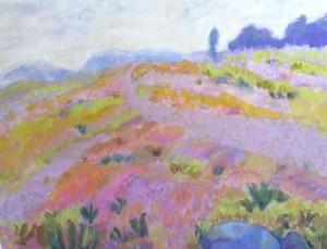 Rosco Pasture II, 16 x 20, $475